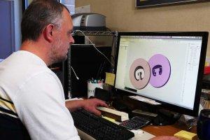 Astro Plastics Engineer using CAD