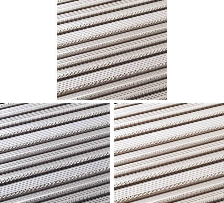 Vinyl decking for marine construction - AstroDock 2x6S