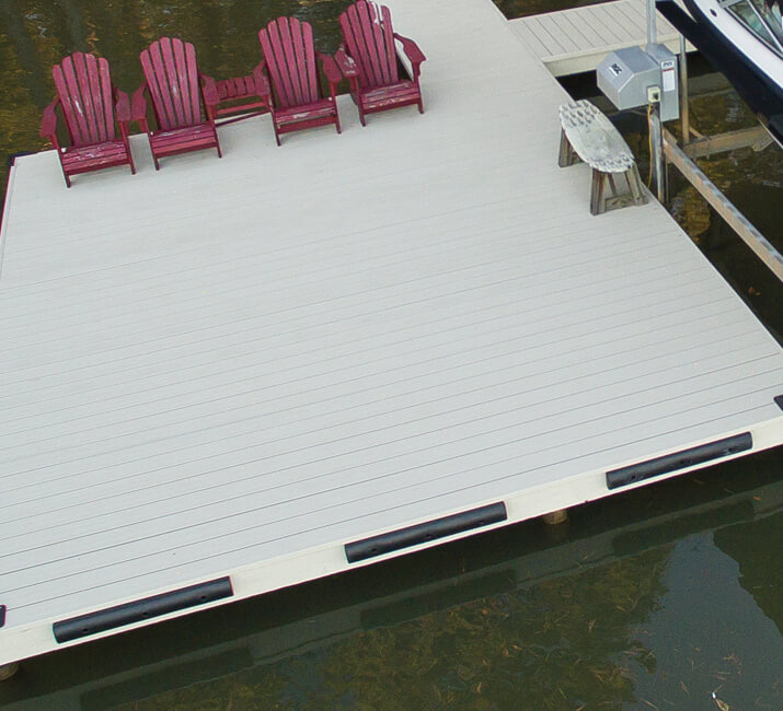 Astro Plastics custom dock solutions
